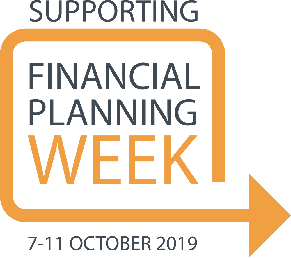 Financial Planning Week 7-11th Oct 2019